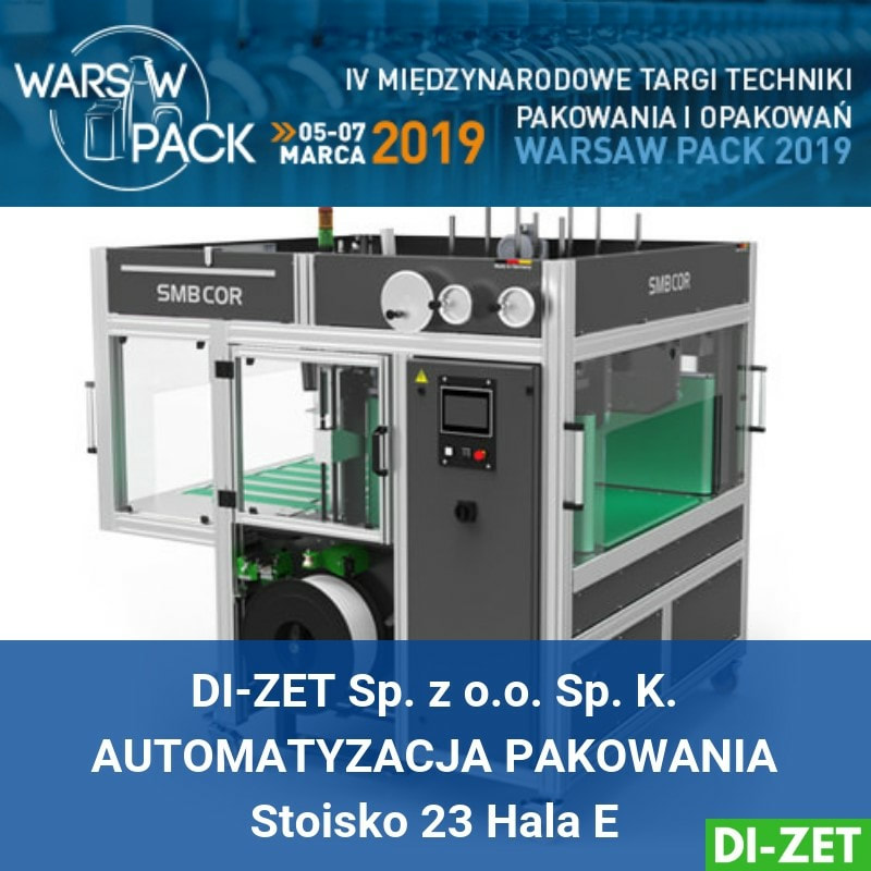 Warsaw Pack 2019 DI-ZET